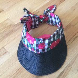 Betsy Johnson visor
